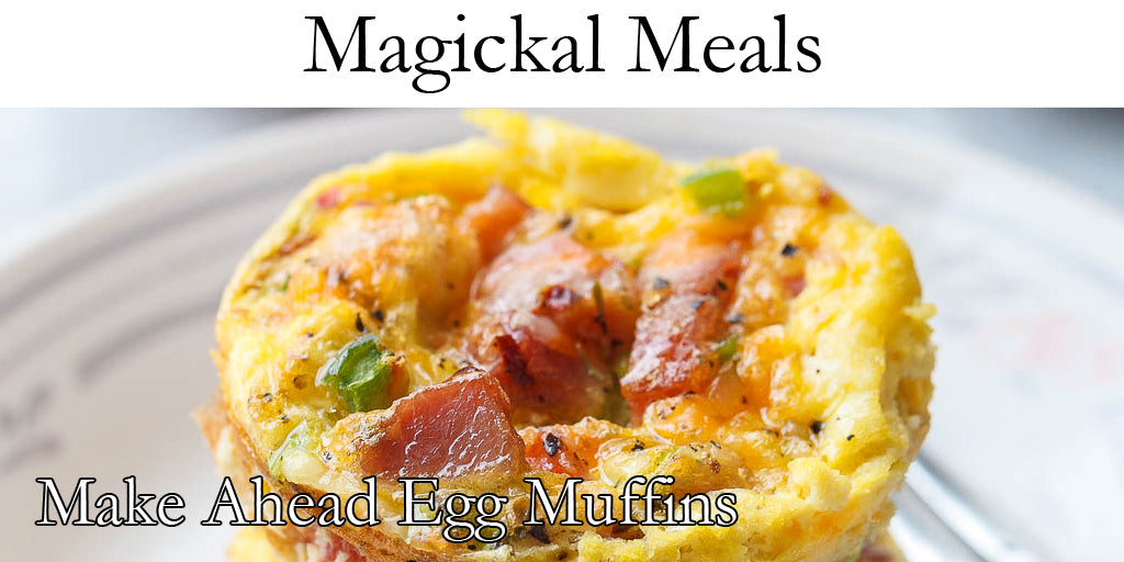 Magical Meals - Make Ahead Egg Muffins
