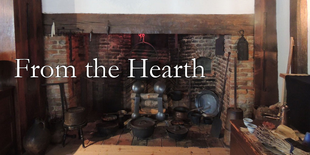 From the Hearth - Magic in Recipes