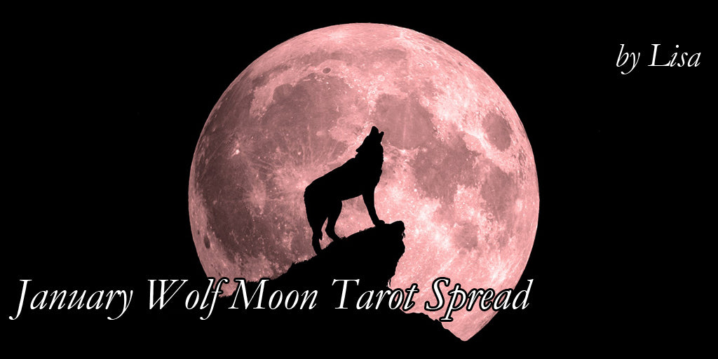 Janaury Full Moon Tarot Spread