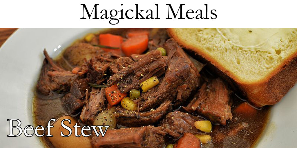 From the Hearth - Beef Stew