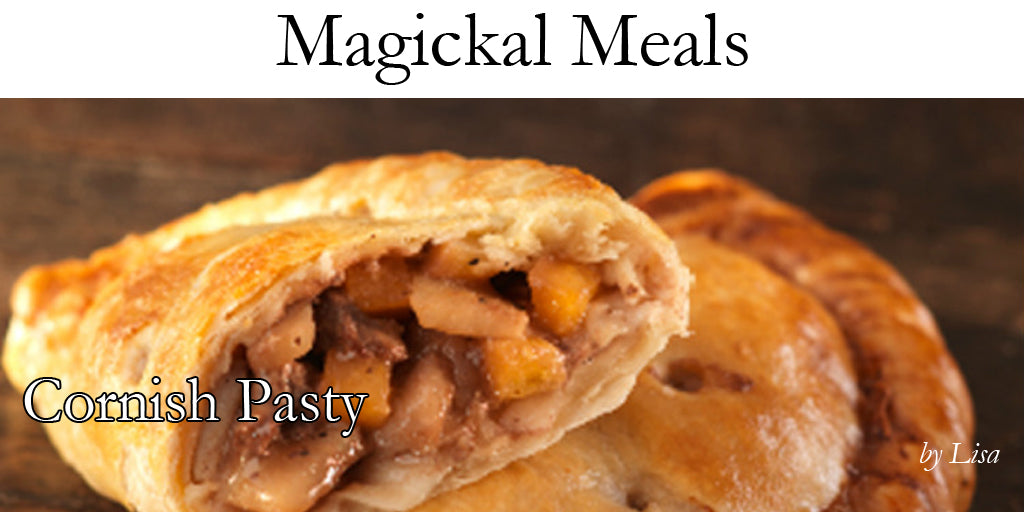 Magical Meals - Cornish Pasty