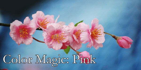 Color Magic: Pink