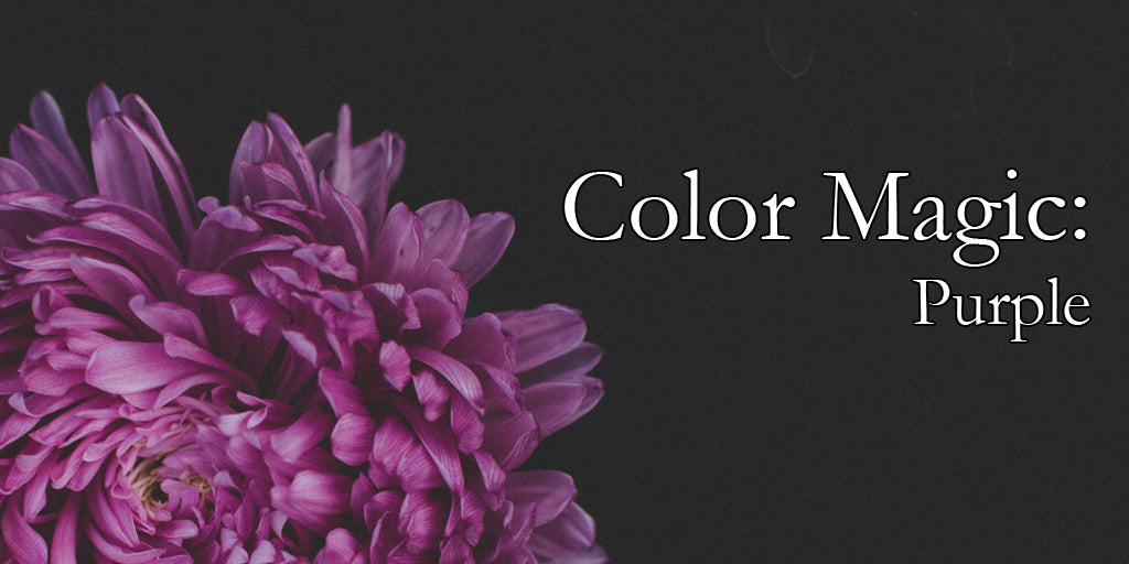 Color Magic: Purple