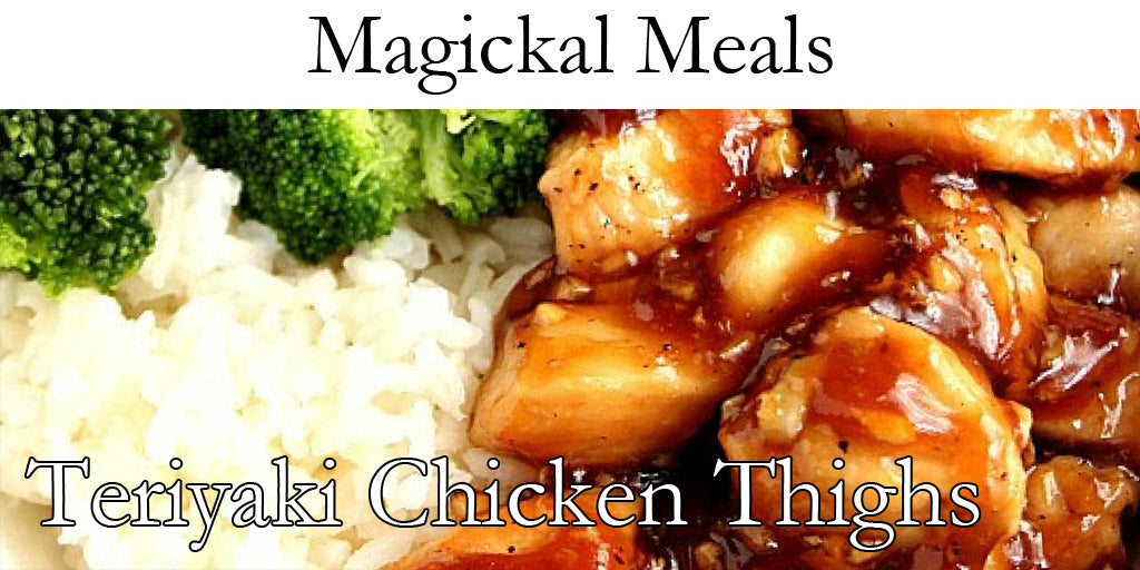 From the Hearth - Teriyaki Chicken