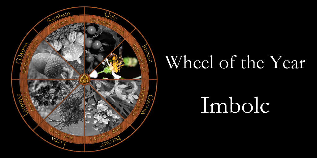 Wheel of the Year: Imbolc, Winter's First Thaw