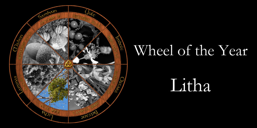 Wheel of the Year - Litha