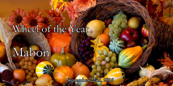 Wheel of the Year - Mabon