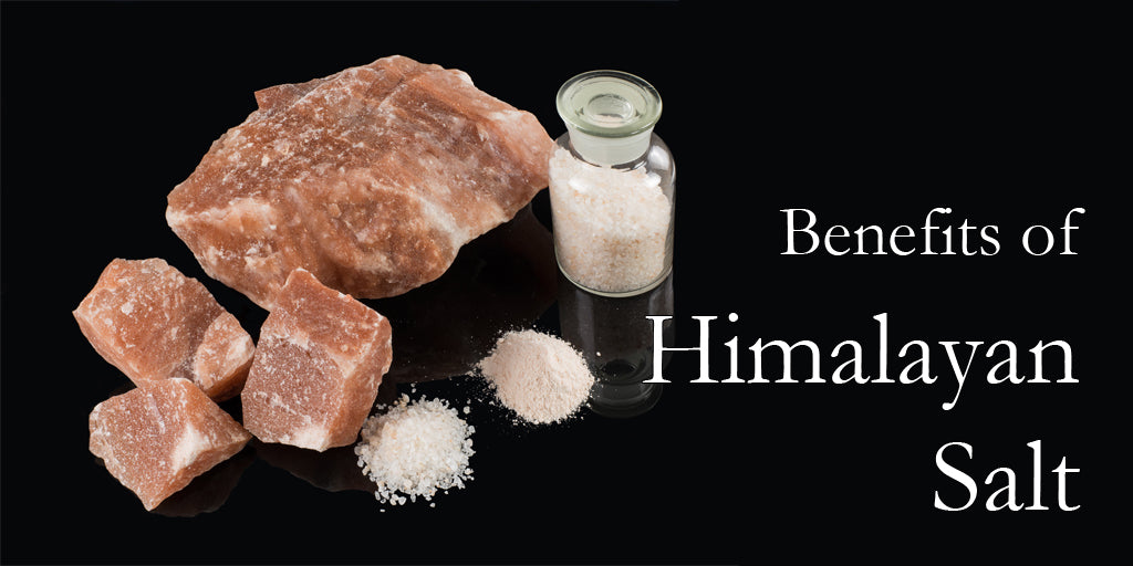 Five benefits of Himalayan Salt
