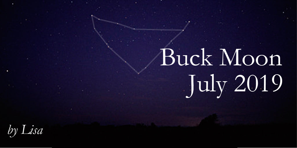 Full Buck Moon - July 2019