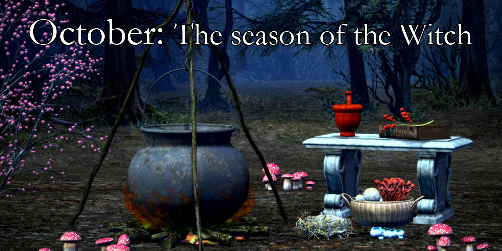 October: The Season of the Witch