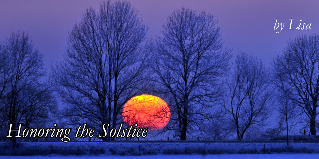 Honoring the Winter Solstice