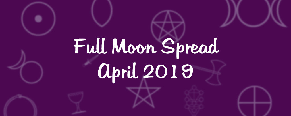 Full Moon in Libra - April 2019