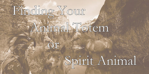 Finding your Animal Totem