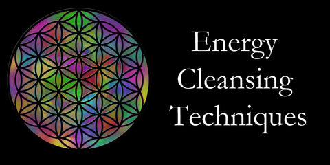 Energy Cleansing Techniques
