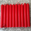 Red Chime Candles