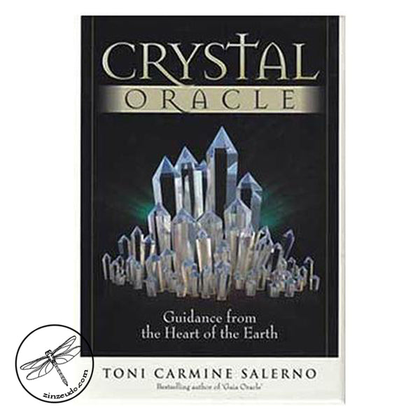 Crystal Oracle Deck & Book