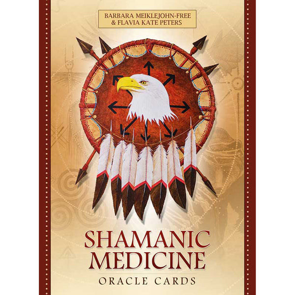 Shamanic Medicine Oracle Deck