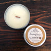 Energizing Wooden Wick Soy Candle