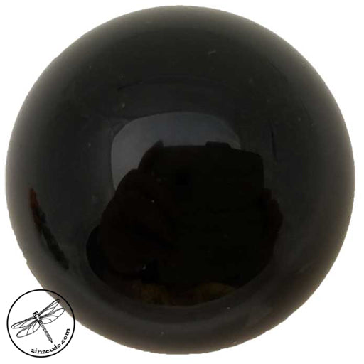 80mm Black Crystal Ball