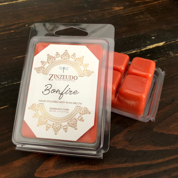 Bonfire Soy Wax Melts