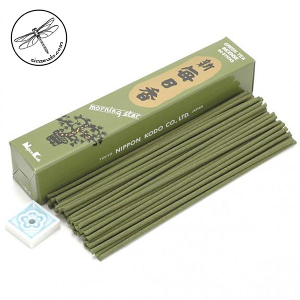 Green Tea Stick Incense