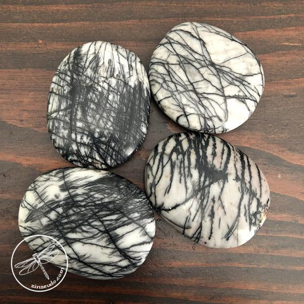 Jasper, Spider Web for Grounding & Connecting