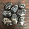 Moonstone (Black & Peach) for Intuition & Goddess Energy