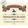 Dragon's Blood Oil for Power & Protection