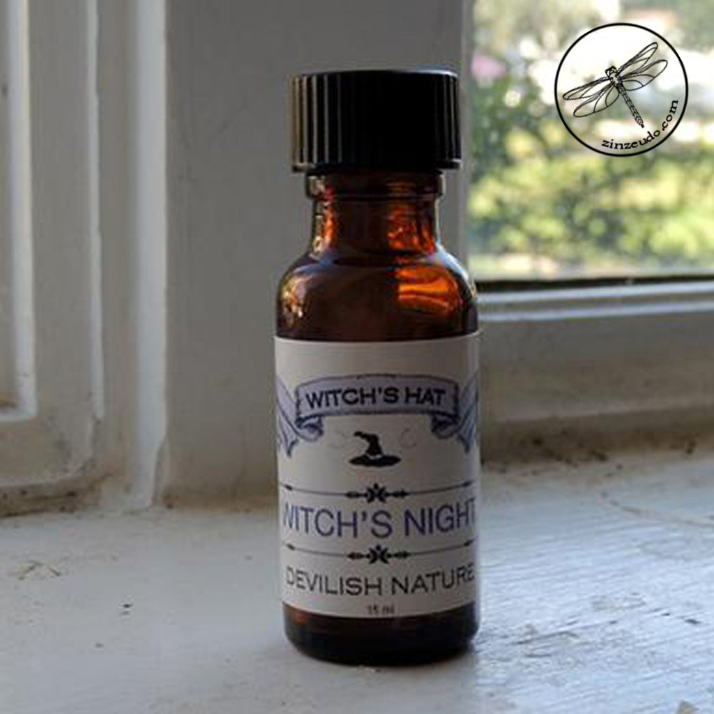 Witch's Night Oil - Devilish Nature