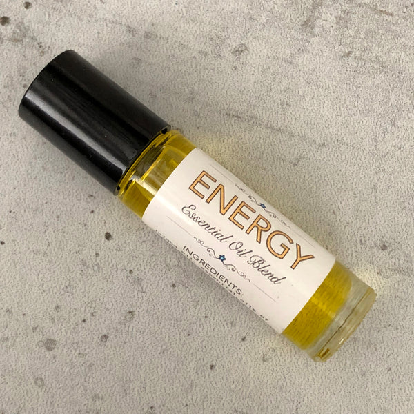 Energy Essential Oil Roller