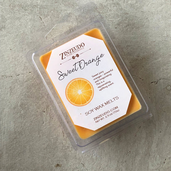 Sweet Orange Soy Wax Melts