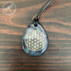 Flower of Life Gemstone Necklaces