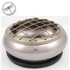 Screen Charcoal Burner - Pewter