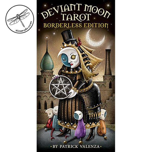 Deviant Moon Borderless Tarot Deck