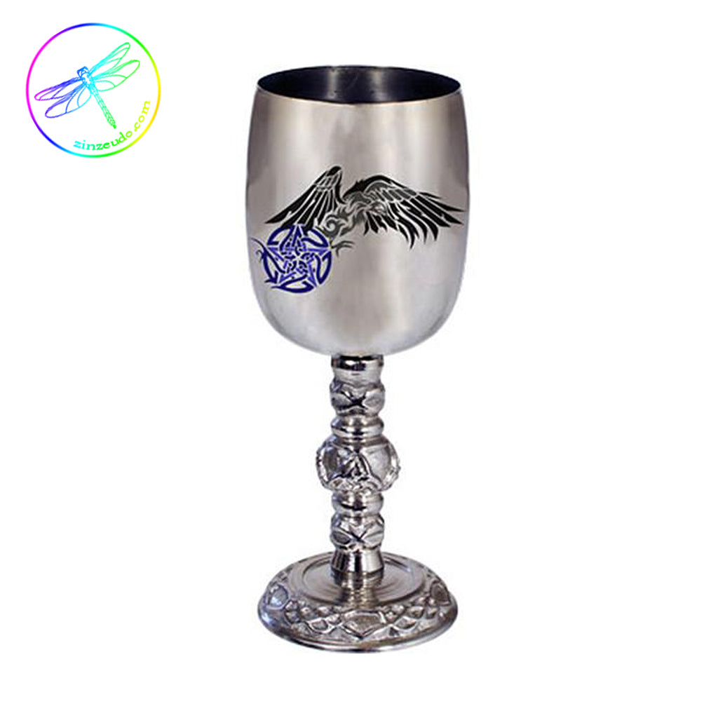 Small Raven Chalice