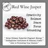 Jasper, Redwine for Creativity & Release
