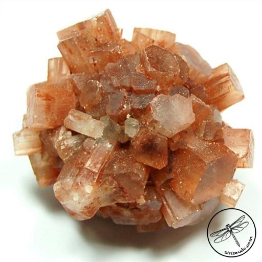 Aragonite Clusters for Grounding & Centering,