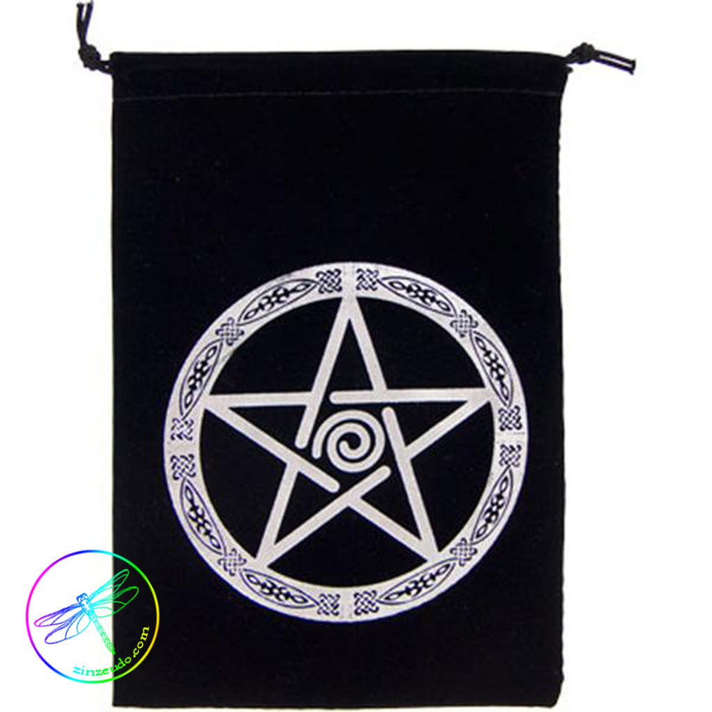 Velvet Bag - Pentacle