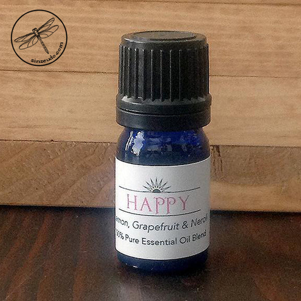 Happy Essential Oil Blend 5ml