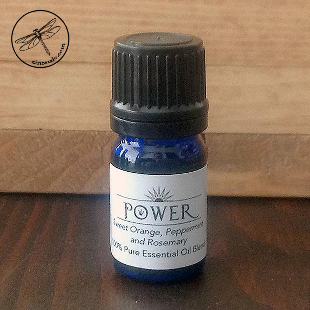 Power Essential Oil Blend 5ml