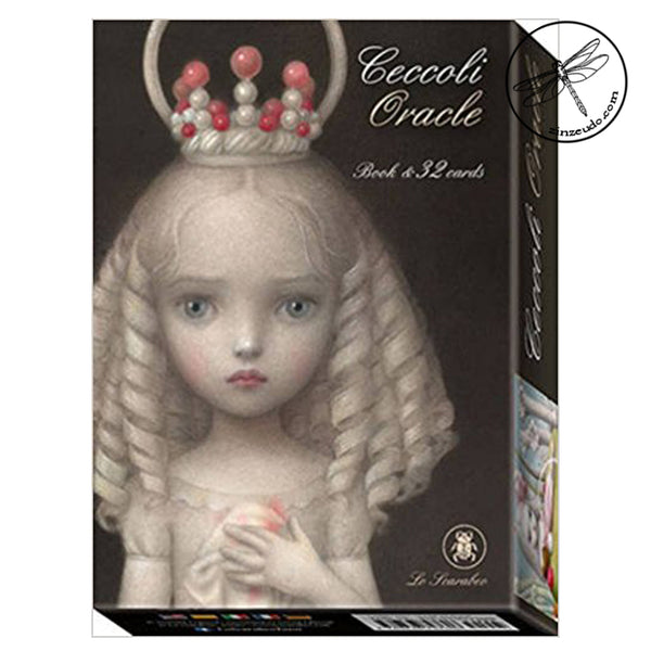 Ceccoli Oracle by Nicoletta Ceccoli