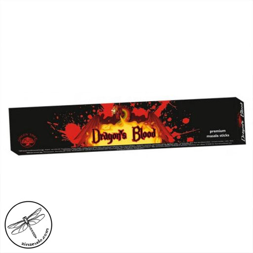 Dragons Blood Stick Incense