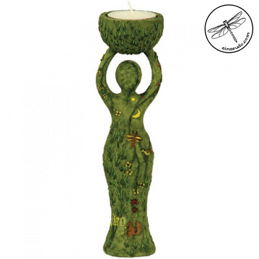 Nature Goddess T-Light Holder