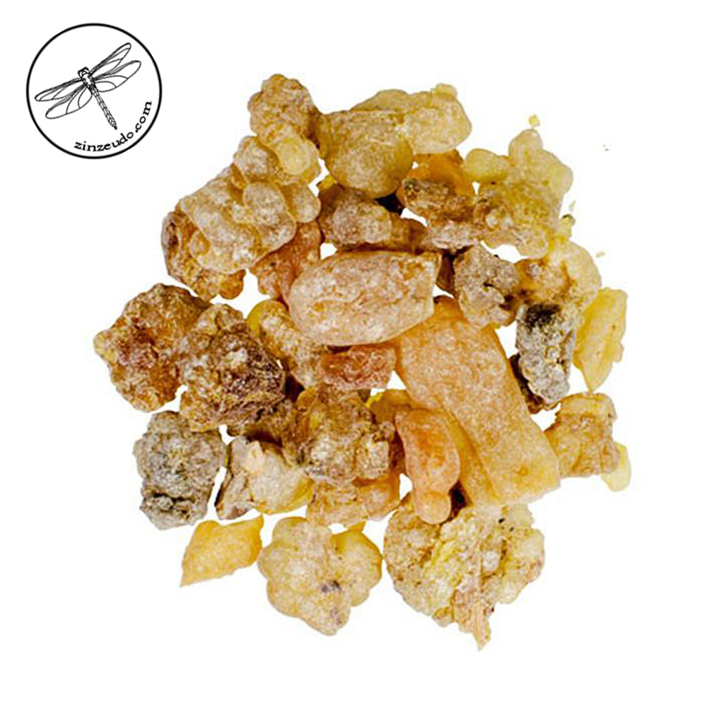 Honey Amber Resin Incense