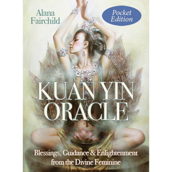 Kuan Yin Pocket Oracle Deck