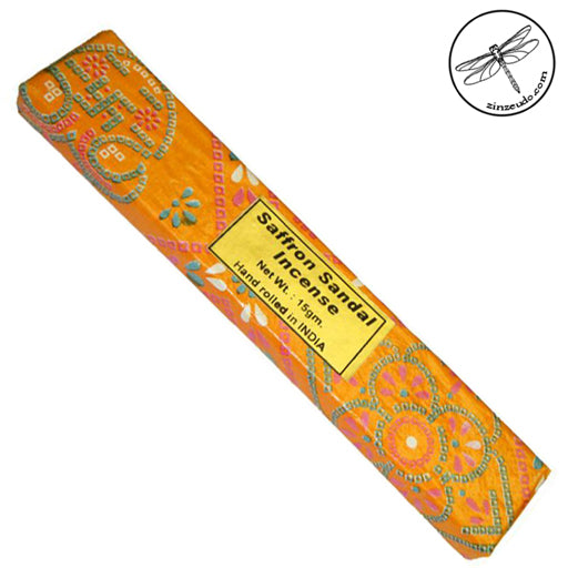 Saffron Sandal Stick Incense