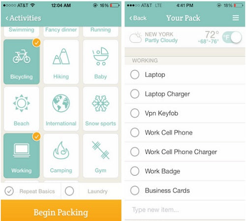 PackPoint must have travel apps 2016