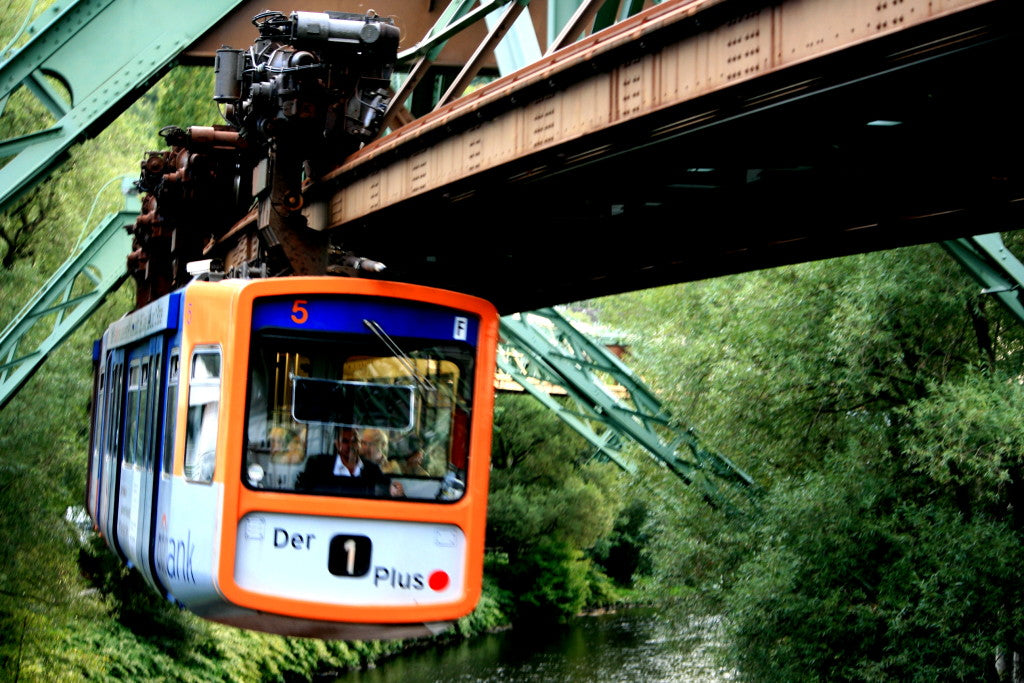 Wuppertal's_monorail