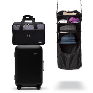 Carry-on, Riser, and Jumper set