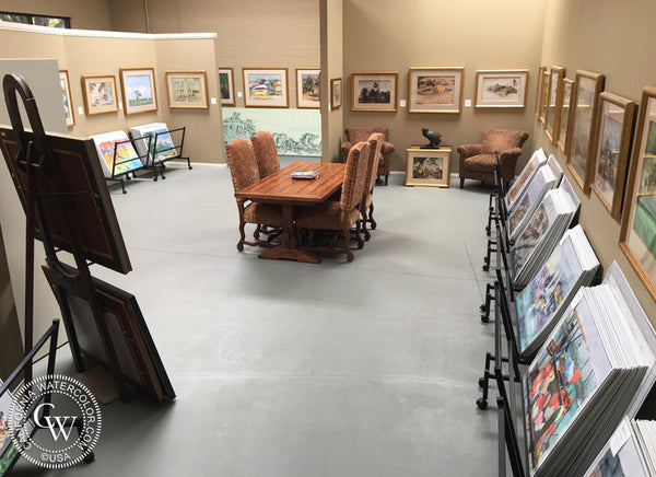 California Watercolor Gallery